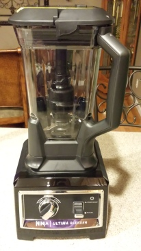 I'm excited about buying a fucking blender.  Yep.  It's official.  I'm old as shit.