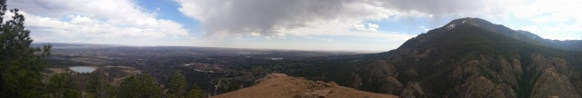 4-1-2015 - Mount Cutler panorama