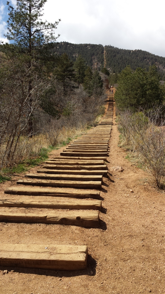 4-3-2015 - Manitou Incline