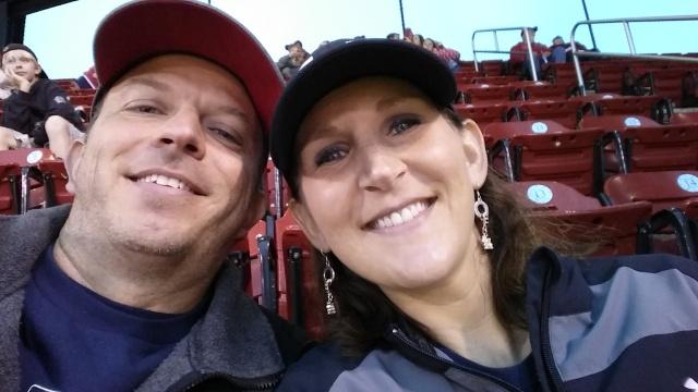 10-12-2014 - Pam & Dewayne