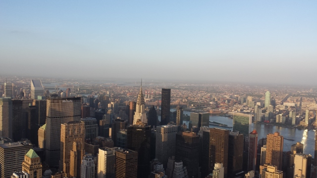 5-10-2015 - Empire State Building observation deck 11