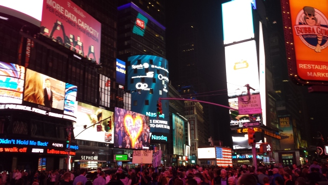 5-9-2015 - Times Square 2