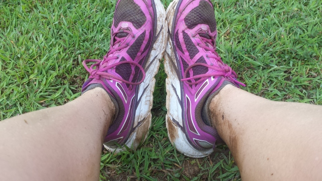 9-5-2015 - Post first trail run