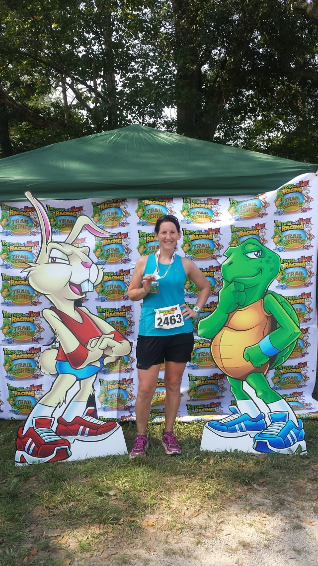 9-5-2015 - Tortoise & The Hare finish