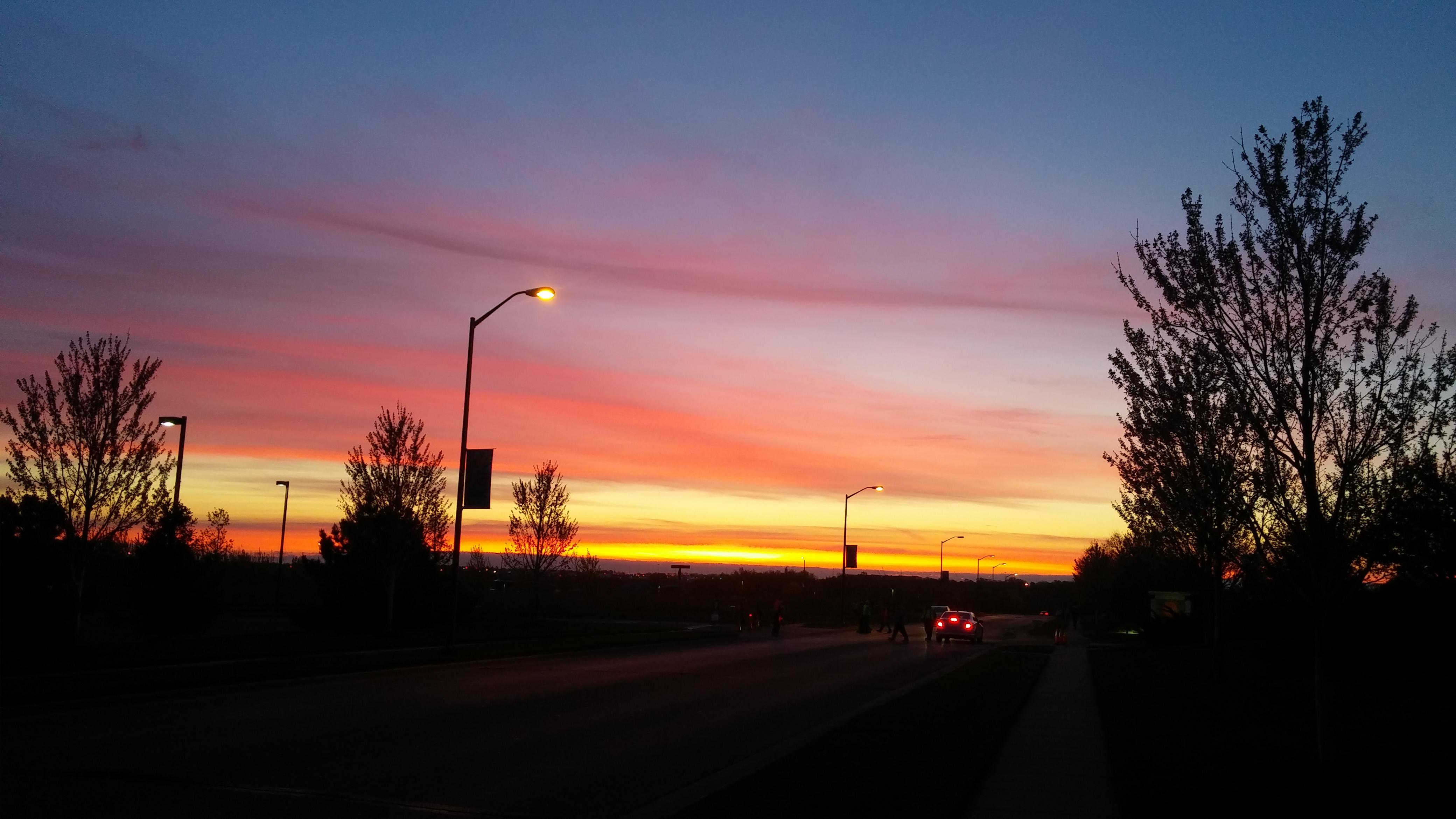 4-16-2016 - Kansas sunrise