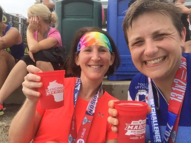 8-20-2016 - Pam & Wendy at Madison Mini
